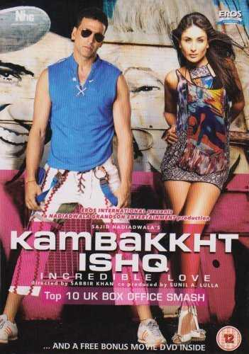 Kambakht Ishq movie poster