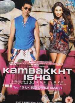 Kambakht Ishq movie poster