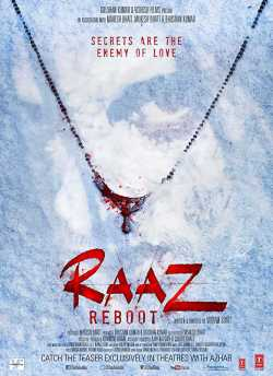 Raaz Reboot movie poster