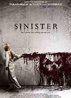 सिनिस्टर movie poster