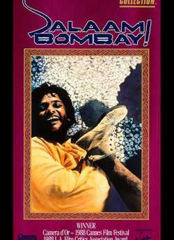 Salaam Bombay! movie poster