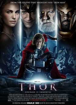 थोर movie poster