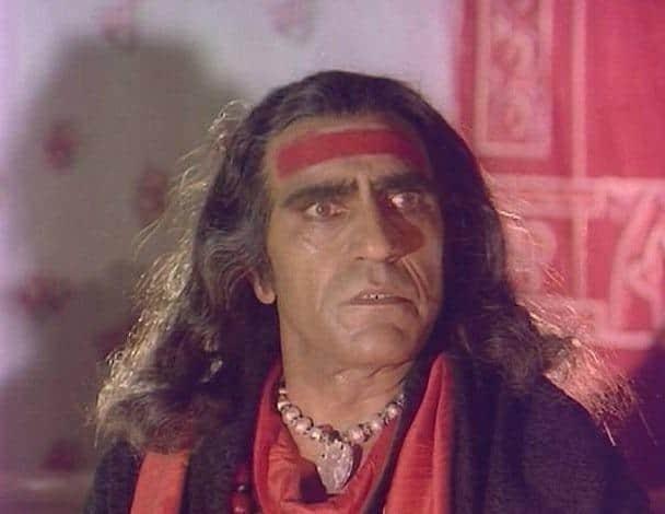 Amrish Puri in Nagina