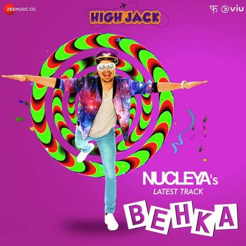Behka album artwork