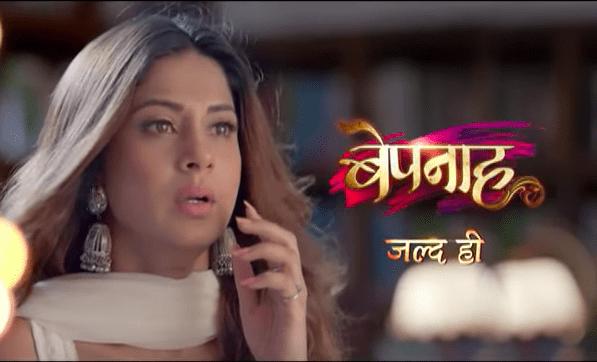 Bepannah tv serial poster