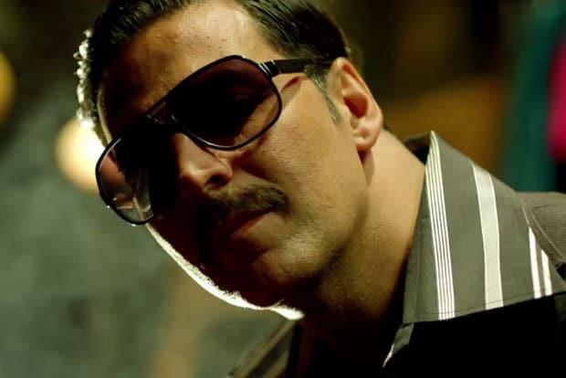 Akshay Kumar in a movie Still