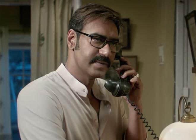 Ajay Devgn in raid