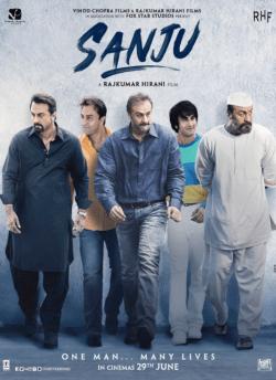 संजू movie poster