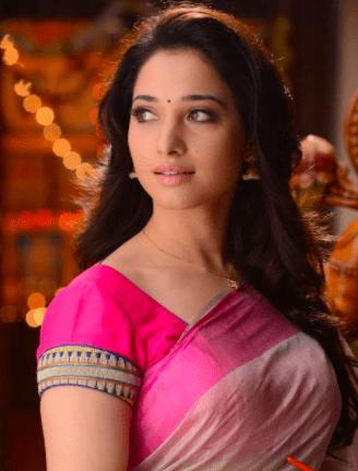 Her innocent smile from Bahubali