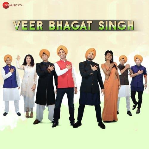 Veer Bhagat Singh album artwork