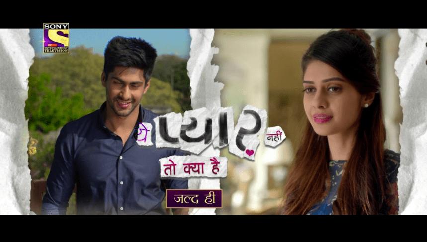 Yeh Pyaar Nahi To Kya Hai tv serial poster
