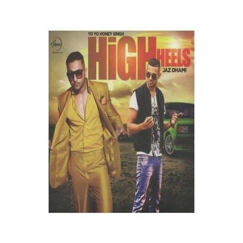 High Heels album artwork