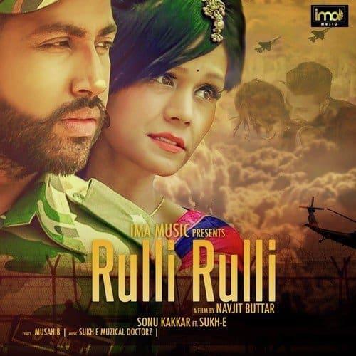 Rulli Rulli (feat. Sukh-E) album artwork
