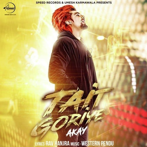Tait Goriye album artwork