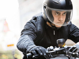 A Still From Dhoom 3
