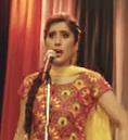 Akasa Singh - Singer