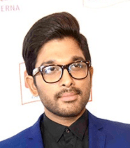 Allu Arjun - Actor