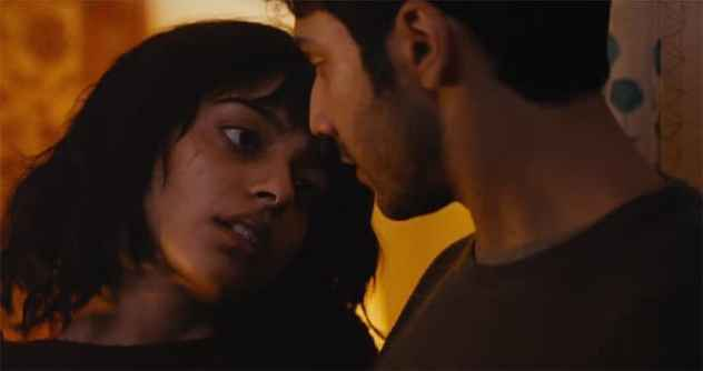 Banita Sandhu and Varun Dhawan in October