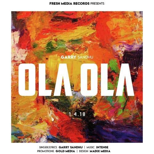 Ola Ola album artwork