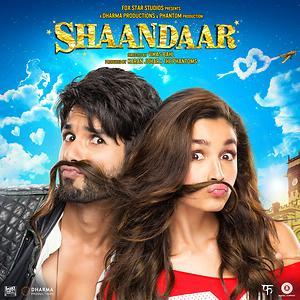 Shaam Shaandaar album artwork
