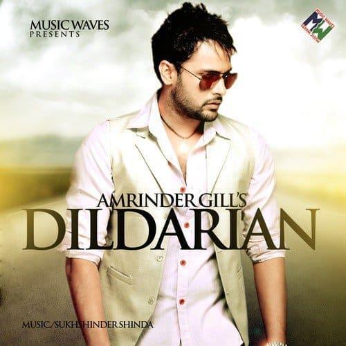 Dildarian album artwork