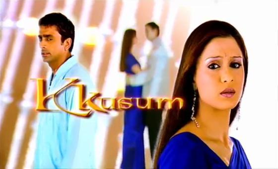 Kusum tv serial poster
