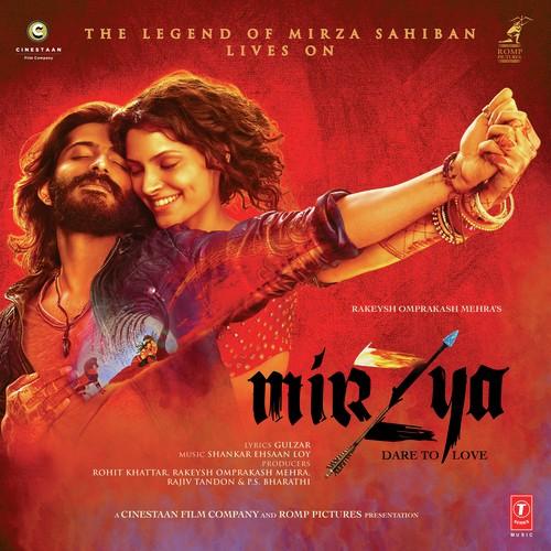 Mirzya album artwork