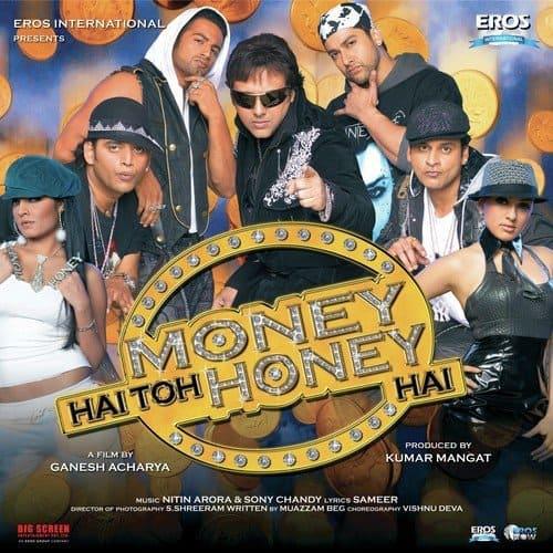 Money Hai Toh Honey Hai album artwork