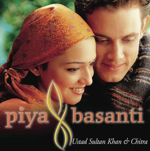 Piya Basanti album artwork
