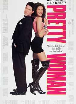 प्रीटी वुमन movie poster