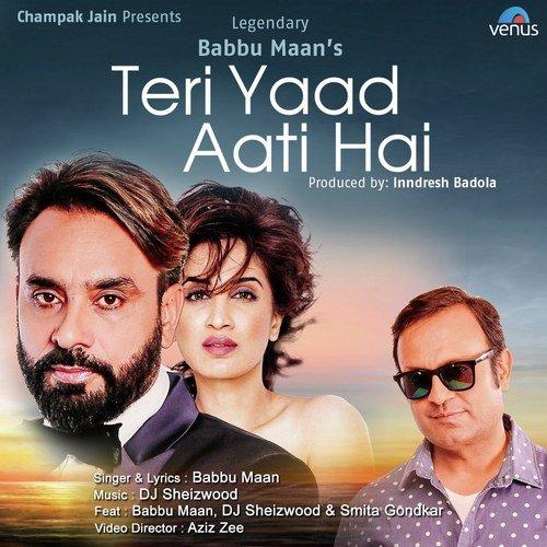 Teri Yaad Aati Hai album artwork