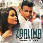 Zaalima – Abhijeet Sawant Version artwork