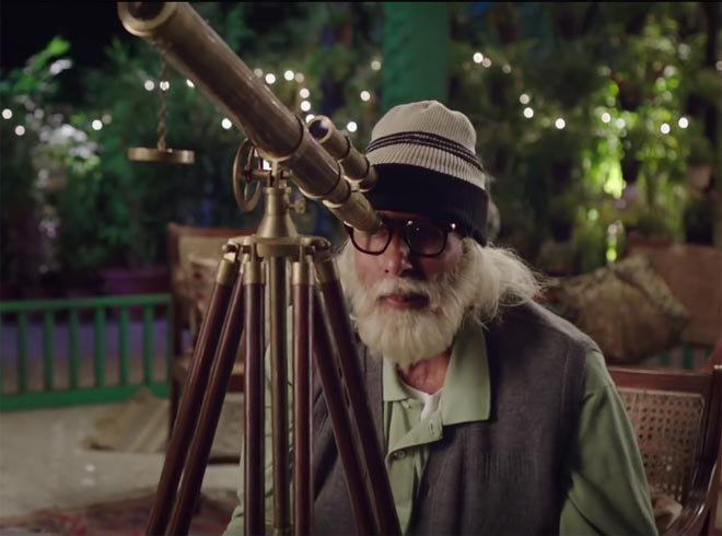 Amitabh Bachchan in 102 Not Out