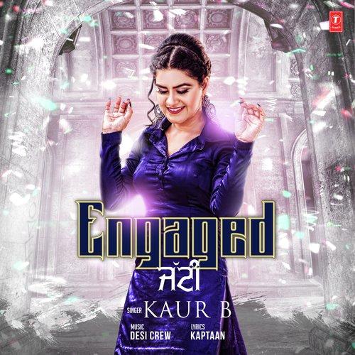 Engaged Jatti album artwork