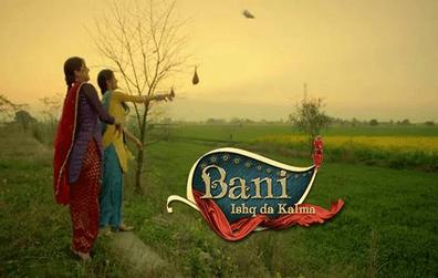 Bani – Ishq Da Kalma tv serial poster