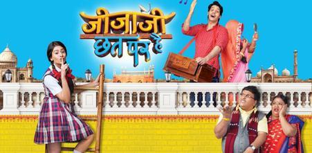 Jijaji Chhat Per Hain tv serial poster
