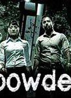 Powder movie poster
