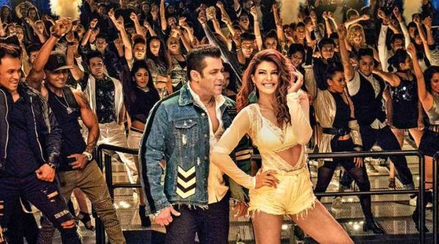 A still from the movie Race 3