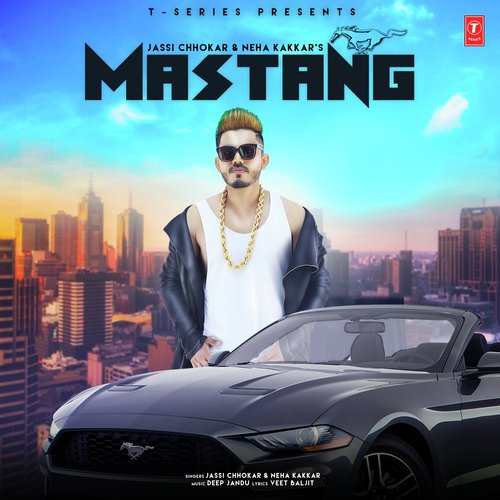 Mastang album artwork