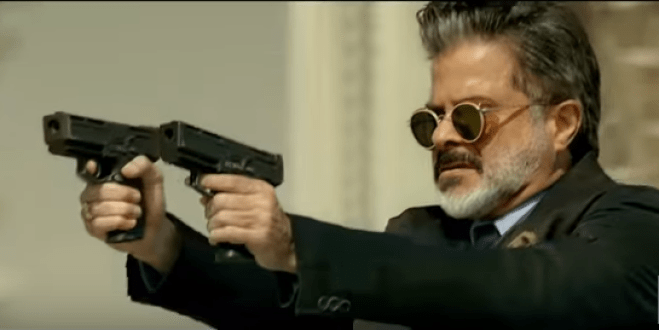 Anil kapoor in Race 3