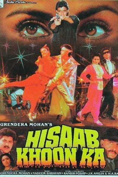 Hisaab Khoon Ka movie poster