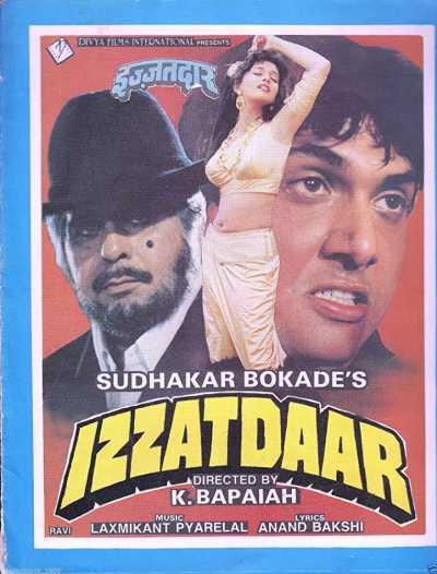 Izzatdaar movie poster