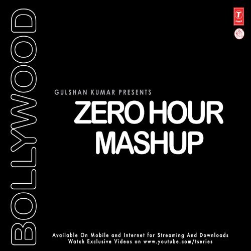 Zero Hour Mashup album artwork