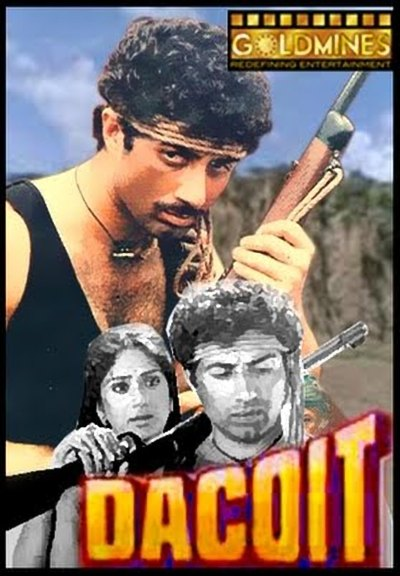 Dacait movie poster