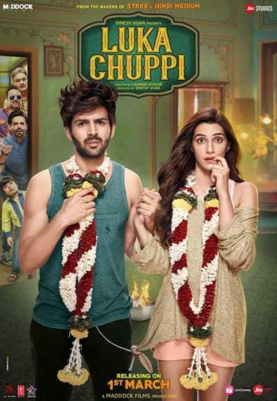 Luka Chuppi movie poster