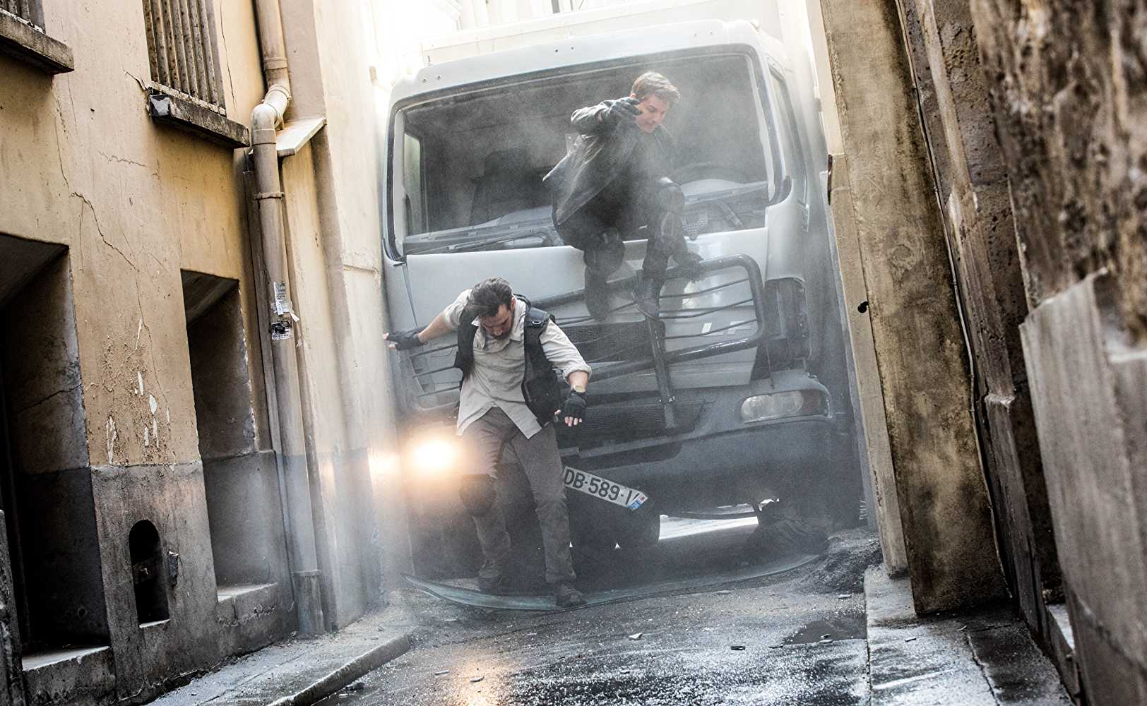 A Still from Mission Impossible Fallout