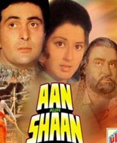 Aan Aur Shaan movie poster