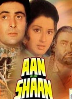 Aan Aur Shaan movie poster