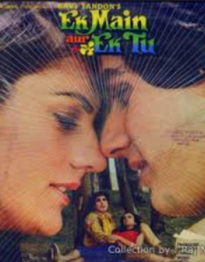 Ek Main Aur Ek Tu movie poster