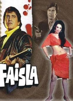 Faisla movie poster